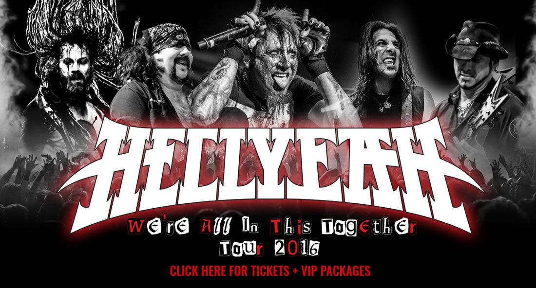 La nouvelle lyrics video de HELLYEAH &quot&#x3B;X&quot&#x3B;