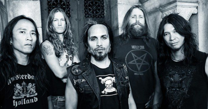 Le nouveau clip de DEATH ANGEL &quot&#x3B;Lost&quot&#x3B;
