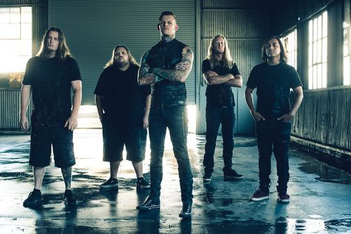Le nouveau clip de CARNIFEX &quot&#x3B;Drown in Blood&quot&#x3B;