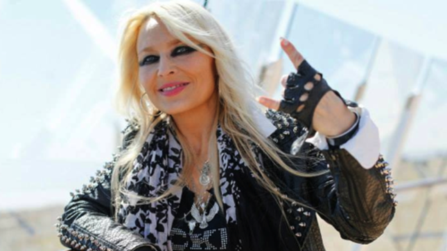 Le nouveau clip de DORO feat. LORDI &quot&#x3B;Bad Blood&quot&#x3B;