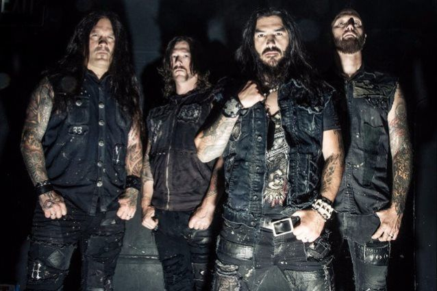 "Du nouveau chez MACHINE HEAD ""Is there anybody there?"""
