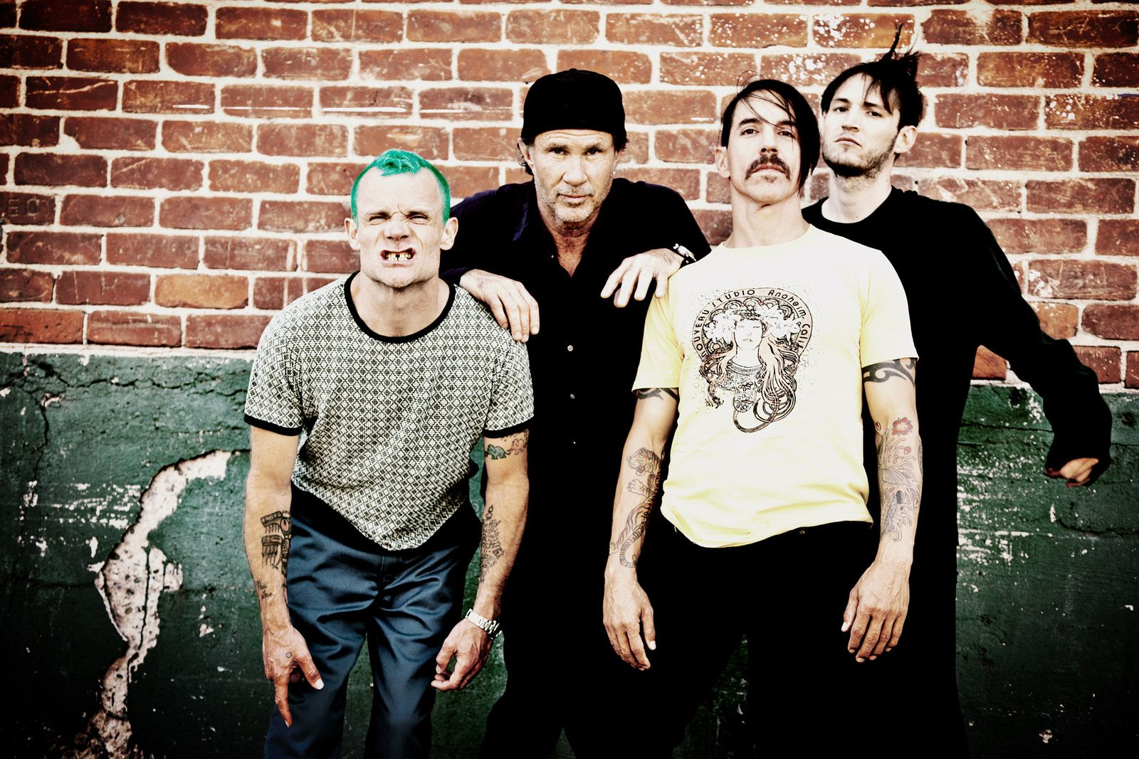 Concert entier des RED HOT CHILI PEPPERS au Rock am Ring 2016 HD