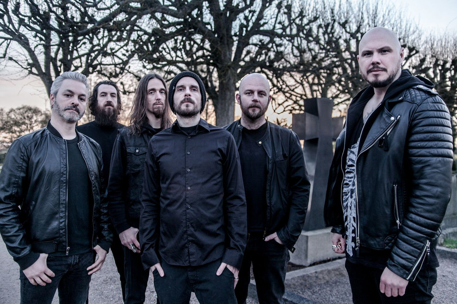 "La nouvelle lyrics video avec SOILWORK ""Helsinki"""