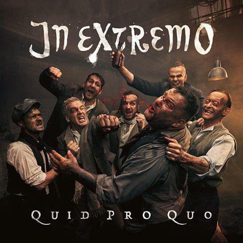 Le nouveau clip d'IN EXTREMO issu du nouvel album QUID PRO QUO