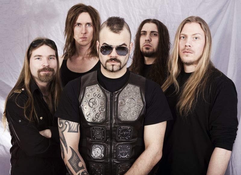 La nouvelle lyrics video de SABATON &quot&#x3B;Shiroyama&quot&#x3B;