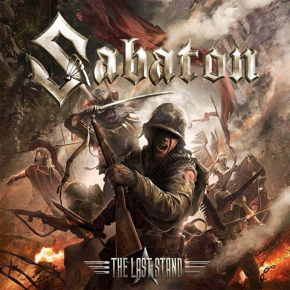 Interview avec Joakim Brodén de SABATON pour le nouvel album &quot&#x3B;The last stand&quot&#x3B;