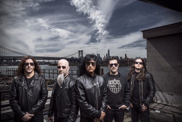 Nouveau clip d'ANTHRAX &quot&#x3B;Monster at the end&quot&#x3B;