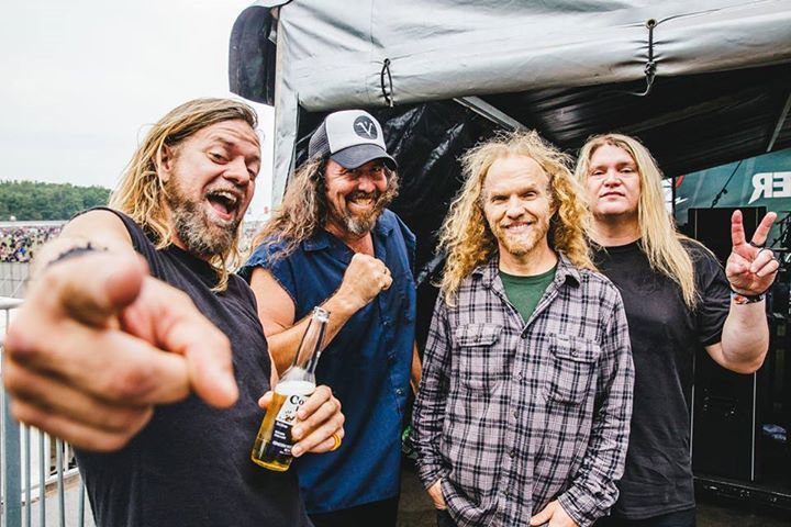 CORROSION OF CONFORMITY live au Bloodstock Festival 2016