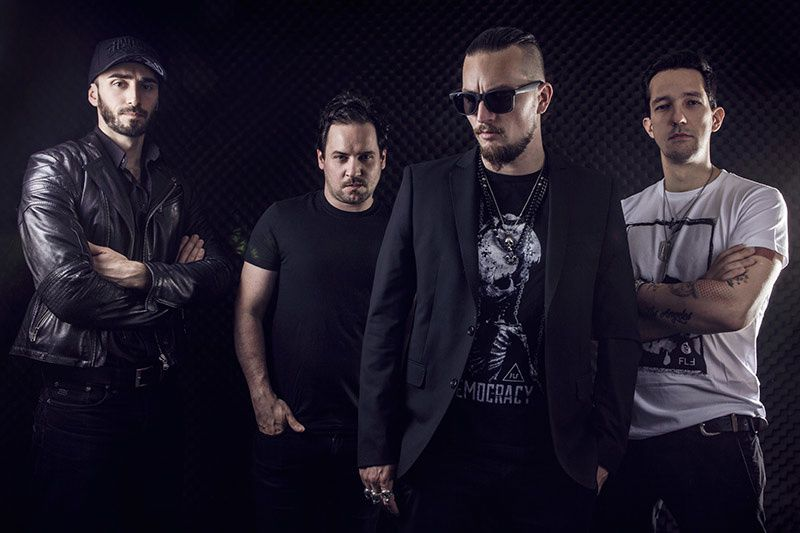 Nouvelle video de DAGOBA &quot&#x3B;The Loss&quot&#x3B;