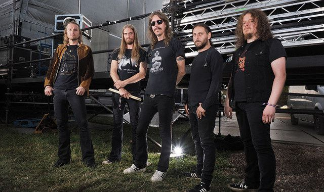 La nouvelle lyrics video d'OPETH &quot&#x3B;The Wilde Flowers&quot&#x3B;