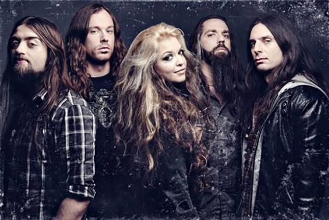 Le nouveau clip de THE AGONIST &quot&#x3B;The Hunt&quot&#x3B;
