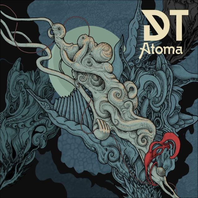 La nouvelle video animée de DARK TRANQUILITY &quot&#x3B;Atoma&quot&#x3B;