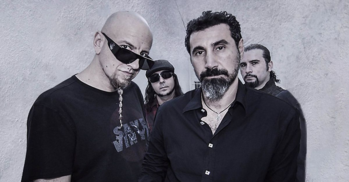 SYSTEM OF A DOWN confirme 4 dates en France en 2017 !