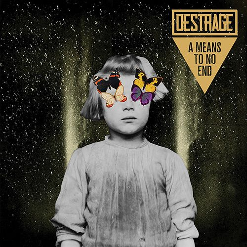 Le nouveau clip de Destrage &quot&#x3B;Don't Stare at the Edge&quot&#x3B;