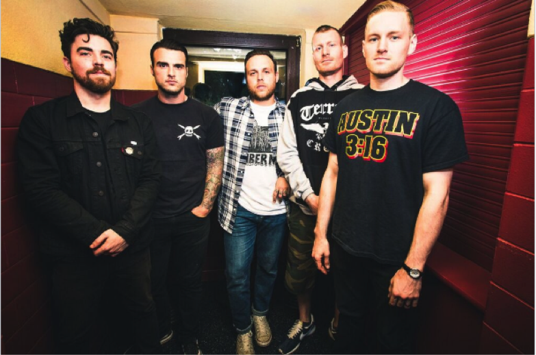NTERVIEW AVEC JESSE DE STICK TO YOUR GUNS