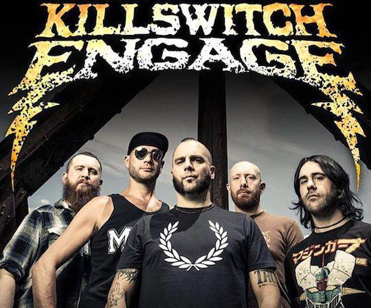 Nouvelle video de KILLSWITCH ENGAGE &quot&#x3B;CUT ME LOOSE&quot&#x3B;
