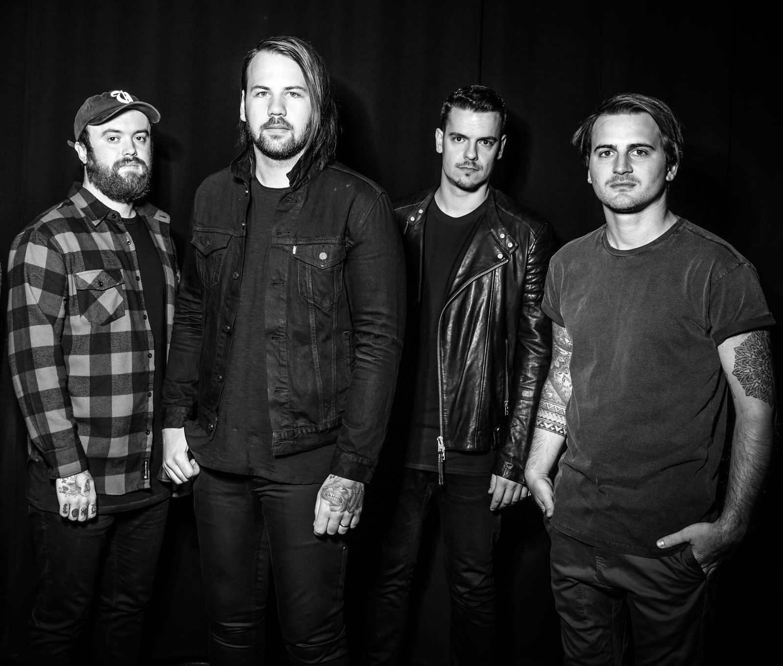 Nouveau clip live de BEARTOOTH &quot&#x3B;Hated&quot&#x3B;