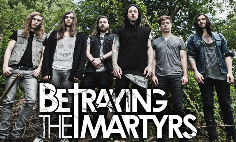 Dernier clip de BETRAYING THE MARTYRS - Lost For Words