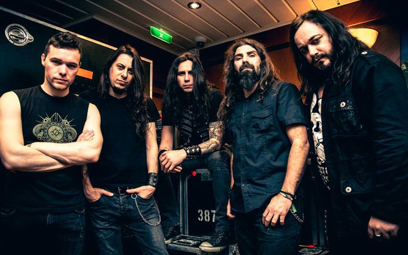 Nouvelle video de FIREWIND &quot&#x3B;Ode to Leonidas&quot&#x3B;