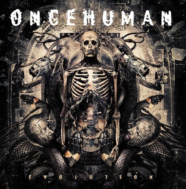 Nouveau clip de ONCE HUMAN avec Logan MADER (ex- MACHINE HEAD)