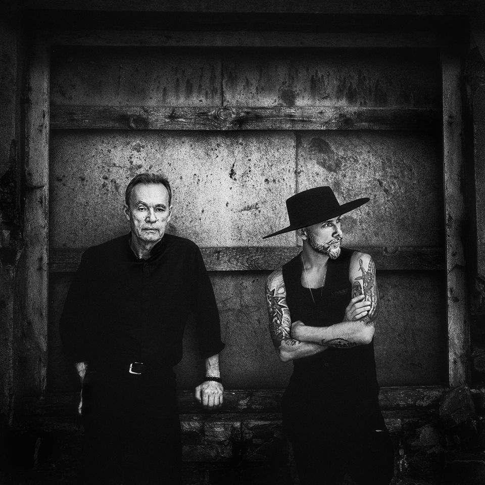 Nouveau clip pour &quot&#x3B;Men And That Man&quot&#x3B; le projet solo de Nergal de Behemoth