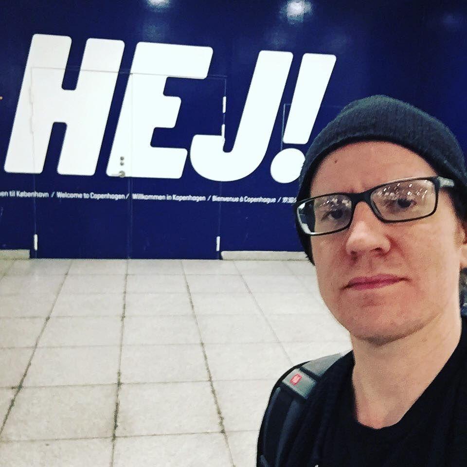 Christopher AMOTT (ex ARCH ENEMY) remplacant de Niklas Sundin sur la tournée europeenne de DARK TRANQUILITY