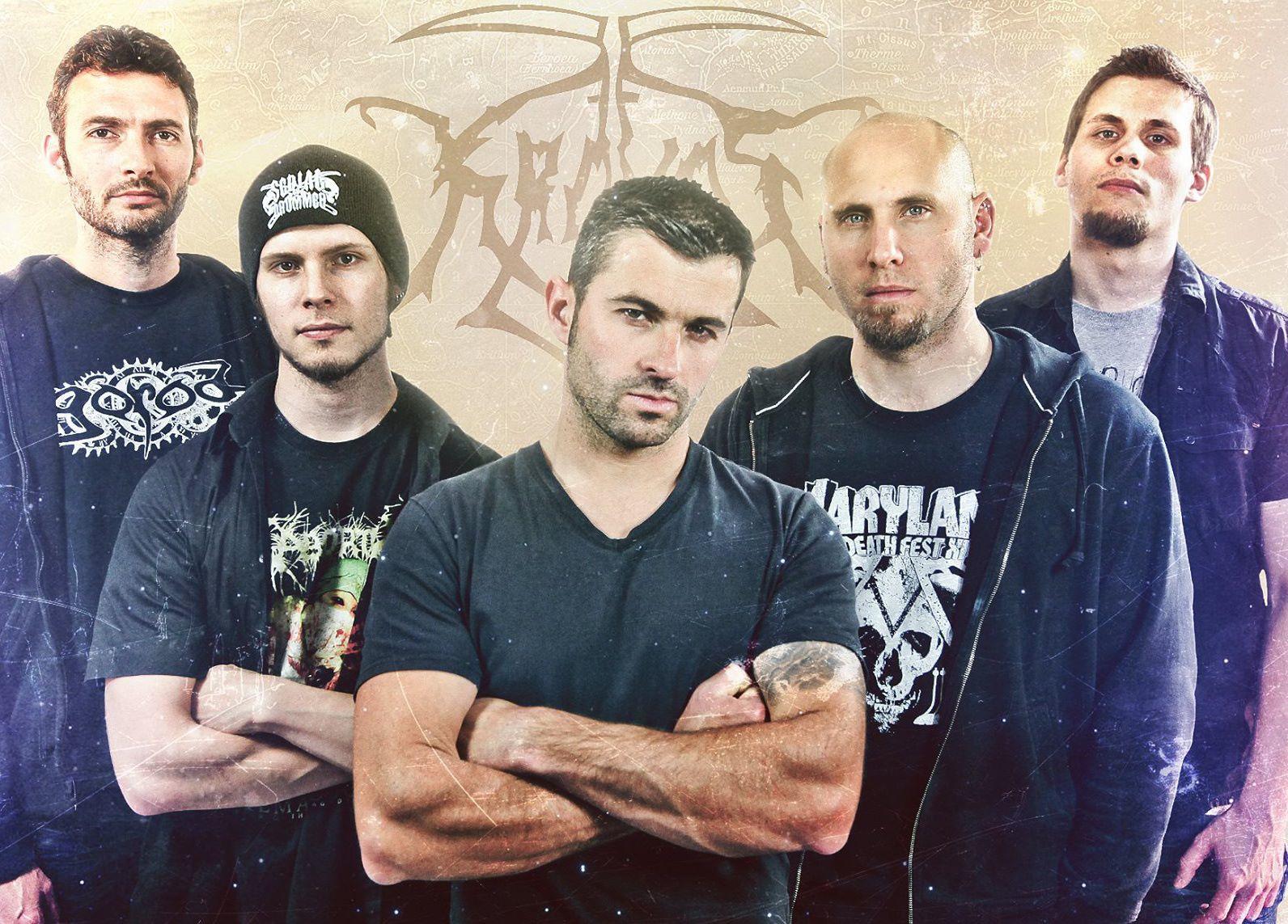 Kronos (brutal death metal) se sépare