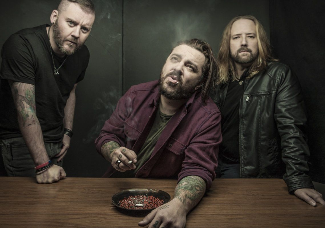 Nouvelle interview avec Shaun Morgan de SEETHER pour le nouvel album à paraitre Poison the Parish