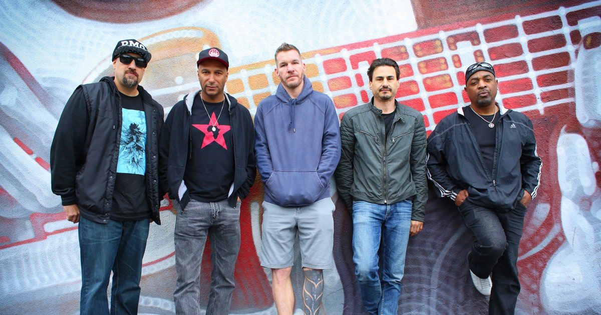 Voici le nouveau clip où PROPHETS OF RAGE dezingue Donald TRUMP &quot&#x3B;Unfuck the World&quot&#x3B;