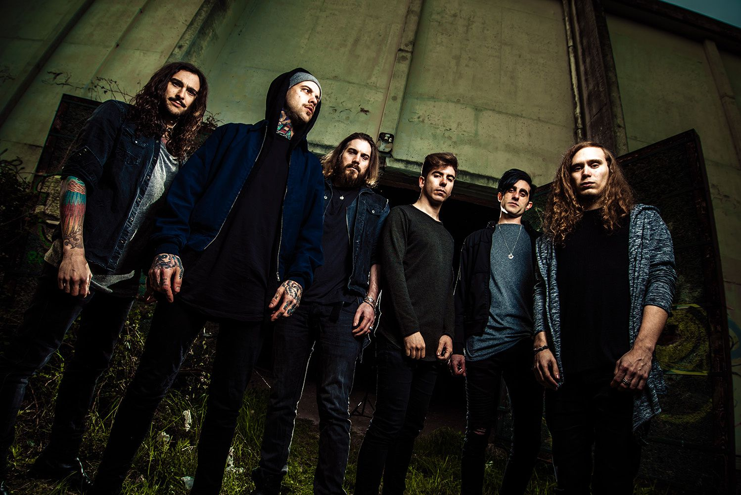 Interview avec BETRAYING THE MARTYRS au Hellfest 2017