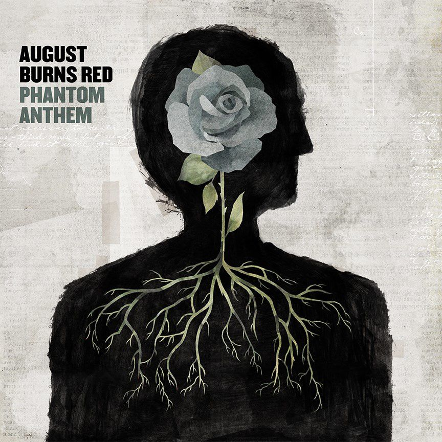 Nouvelle chanson d'AUGUST BURNS RED The Frost