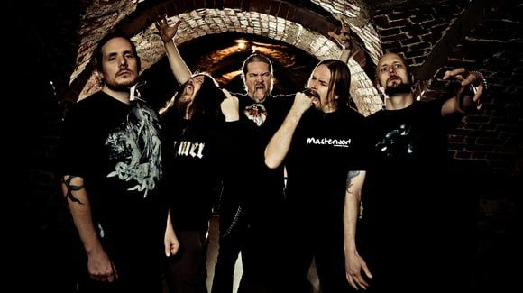 Blackened version MESHUGGAH !! Fat