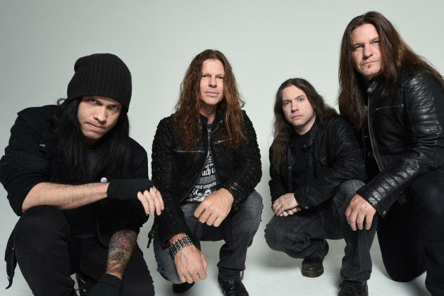 """Nouvelle video de Act of Defiance """"The Talisman""""(ex MEGADETH, SHADOWS FALL, SCAR THE MARTYR...)"""