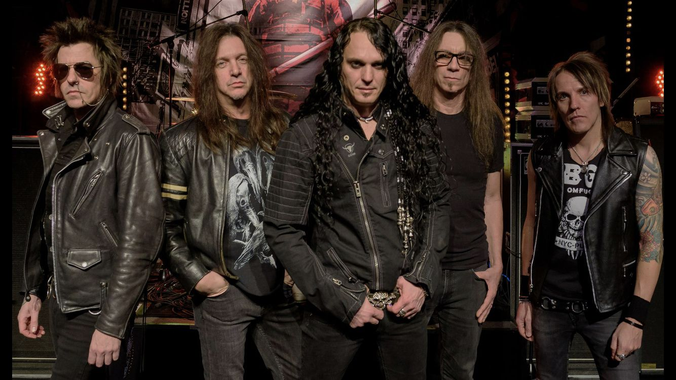 SKID ROW revient en Europe en Mai 18