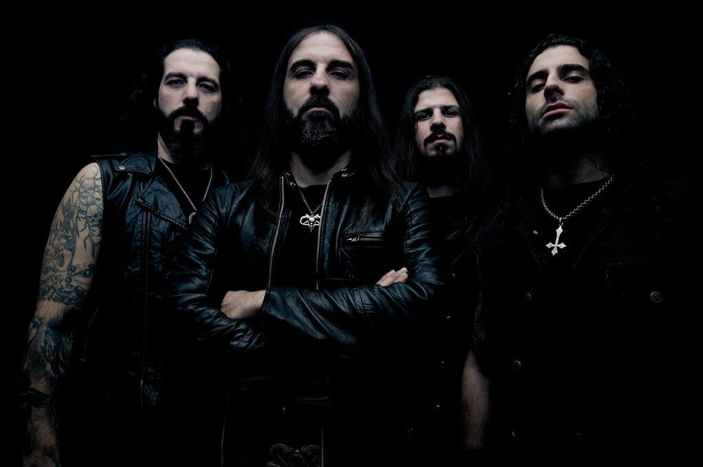 Nouvelle chanson de ROTTING CHRIST I will not serve