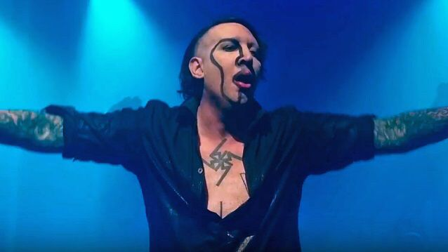 MARILYN MANSON Live complet au Rock Am Ring 2018