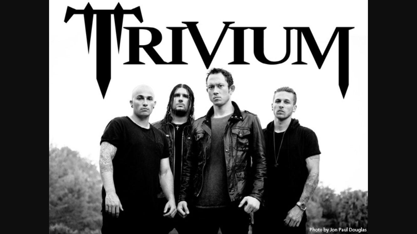 Nouvelle vidéo de TRIVIUM The heart from your hate