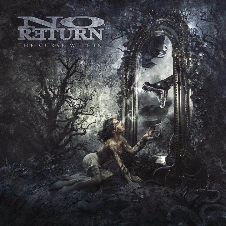 Nouvelle lyrics video de NO RETURN (en tournée Fr avec ANGELUS APATRIDA)