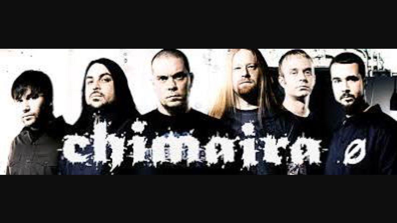 CHIMAIRA se reforme en décembre avec le Line up original