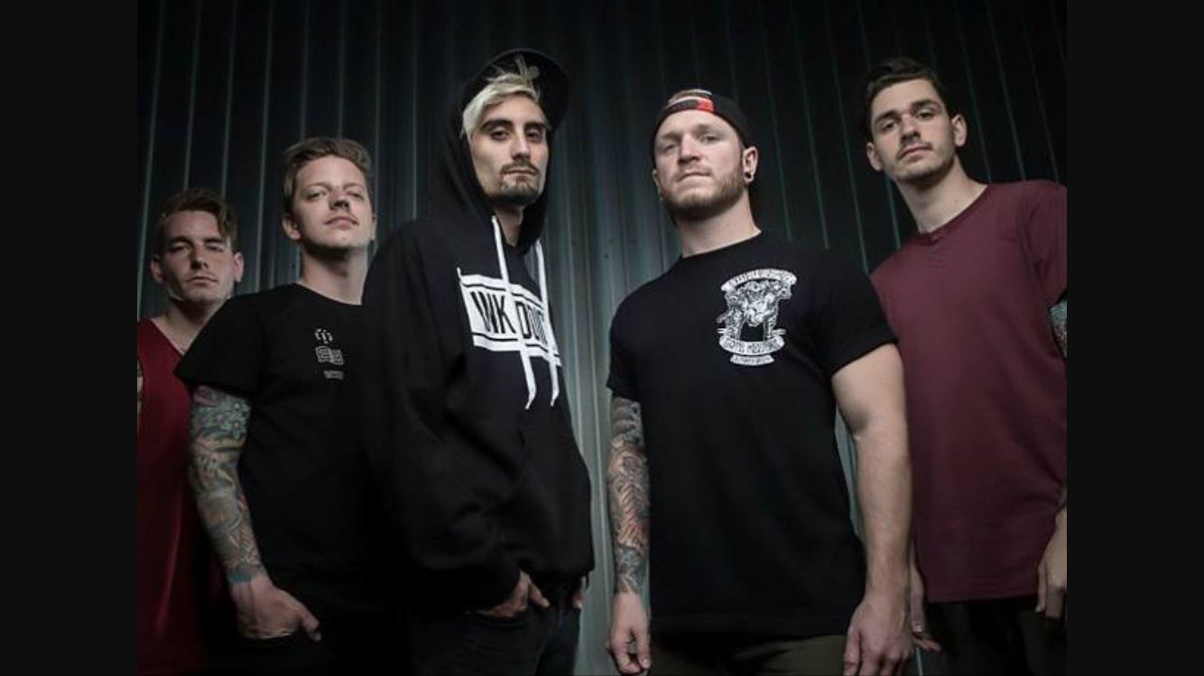 Nouveau clip de WE CAME AS ROMANS Cold like War