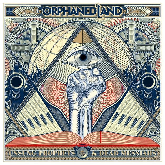 Nouvelle chanson d'ORPHANED LAND unsung prophets and dead messiahs