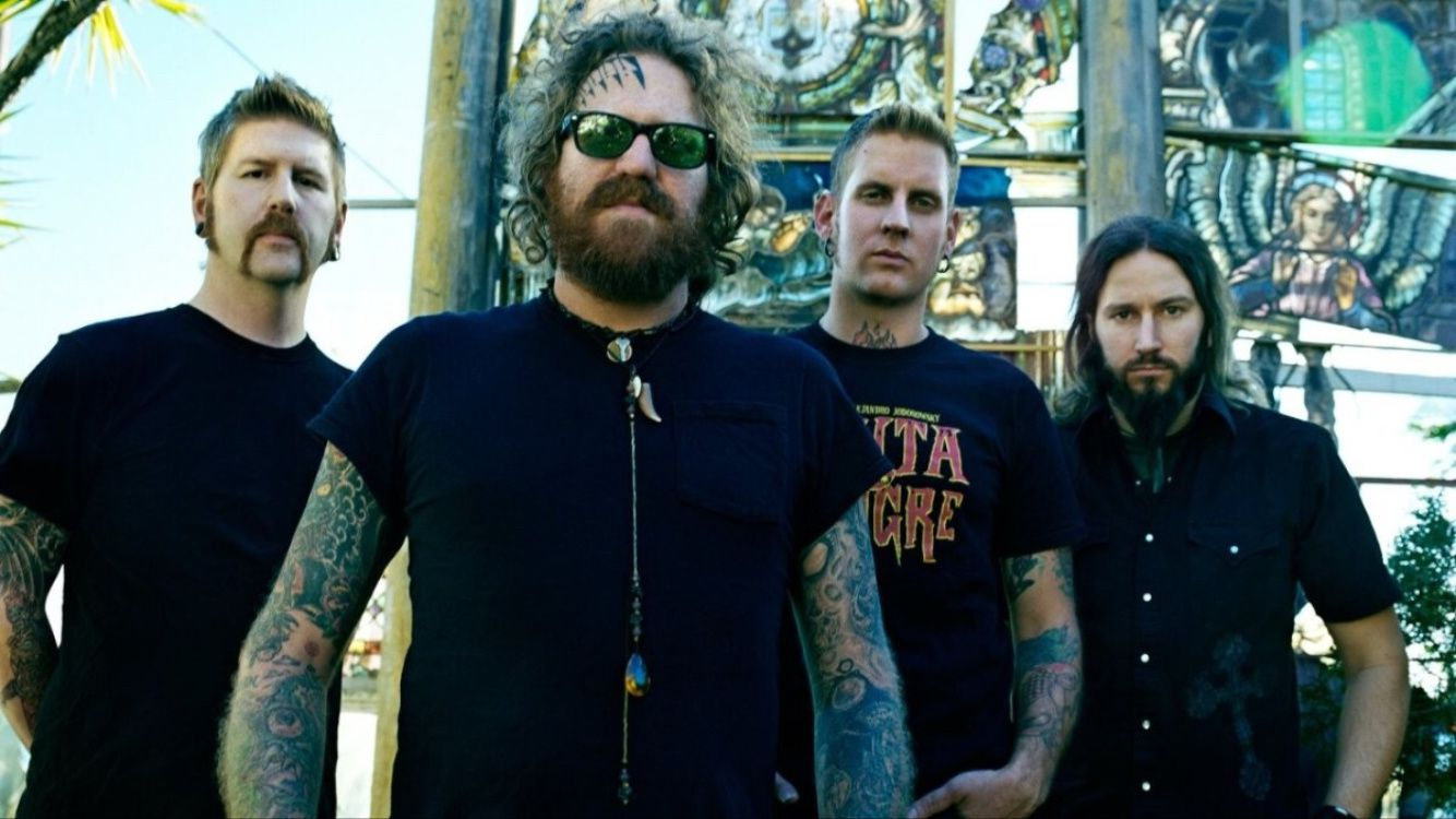 Nouveau clip de MASTODON Streambreather