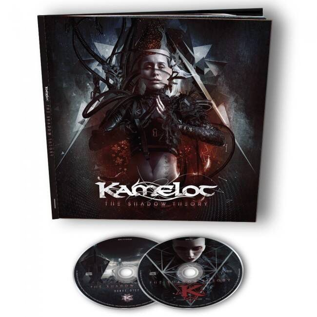 KAMELOT annonce son nouvel album ! The shadow theory