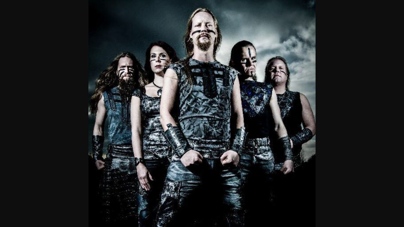 ENSIFERUM la vidéo de &quot&#x3B; For those about to fight for Metal &quot&#x3B;
