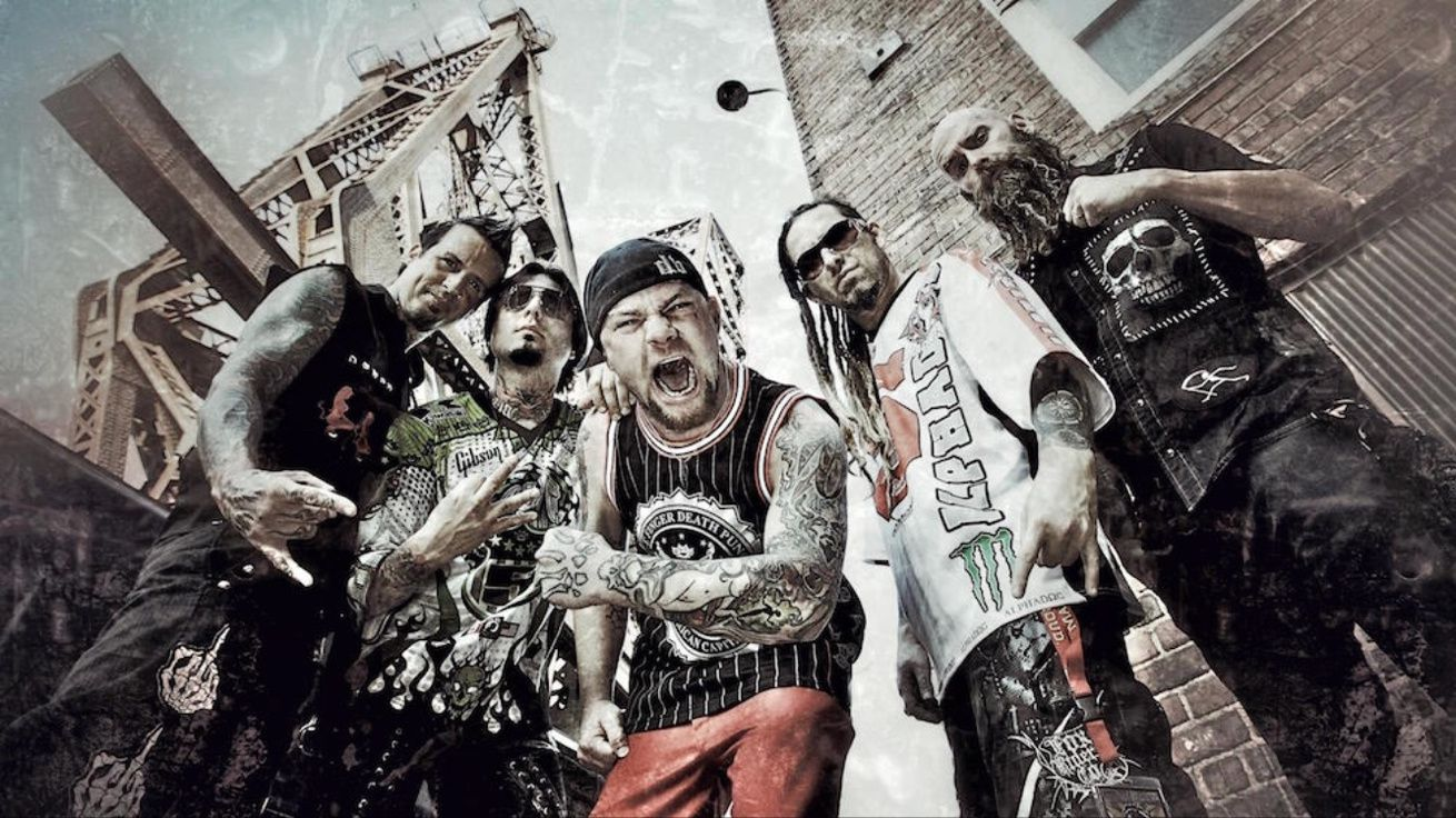 Nouveau single de FIVE FINGER DEATH PUNCH Gone Away