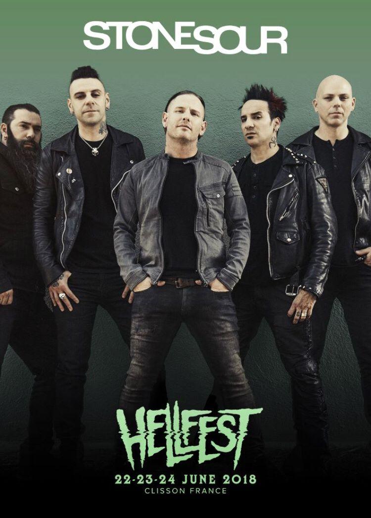 Nouveaux groupes annoncés au Hellfest 2018 !