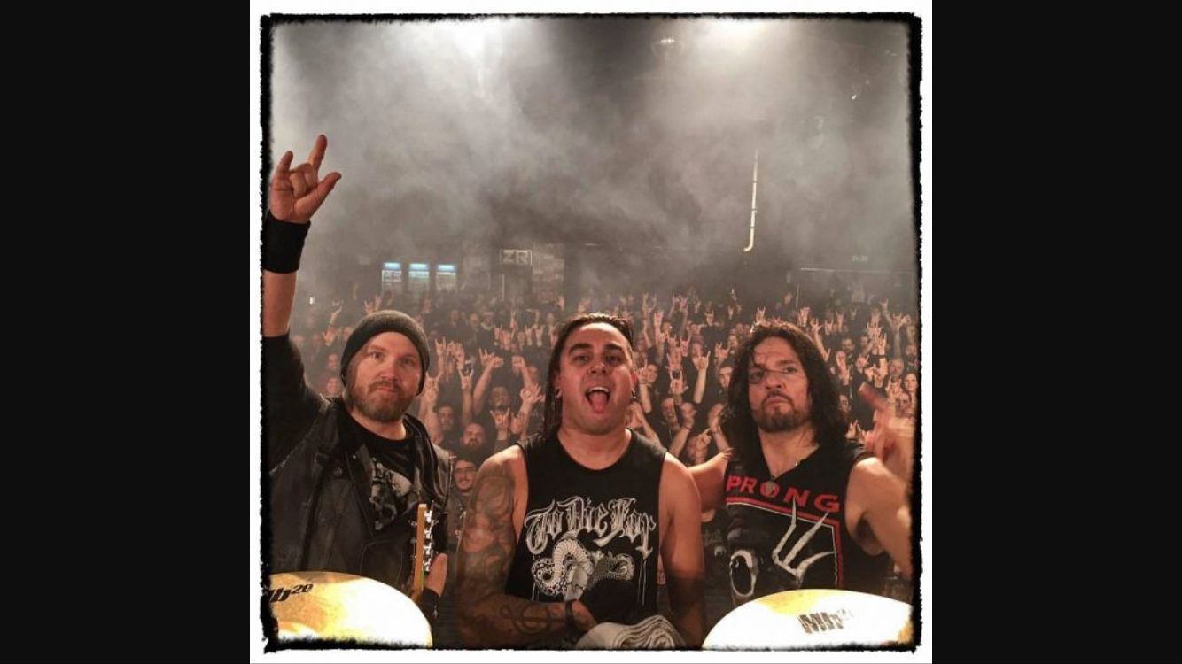 "Nouveau clip de PRONG ""Divide and conquer"""