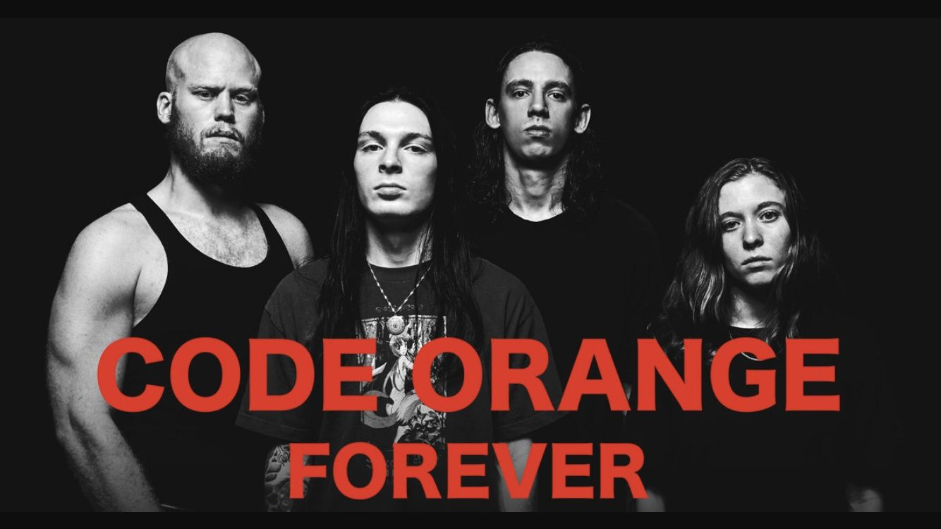 Nouveau clip de CODE ORANGE