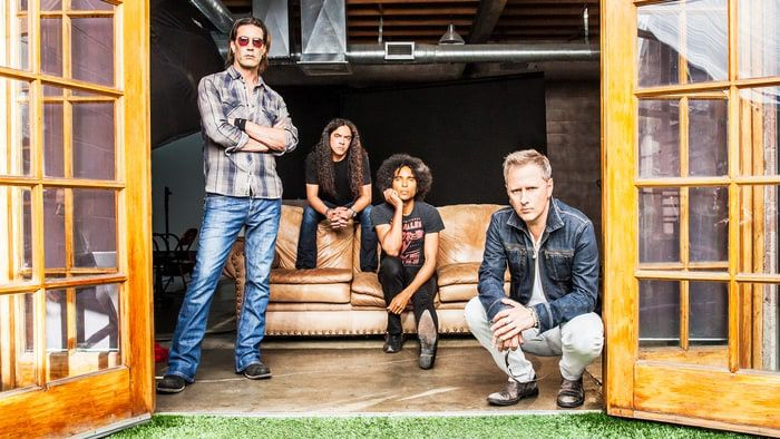 Nouvelle chanson d'ALICE IN CHAINS The One you show