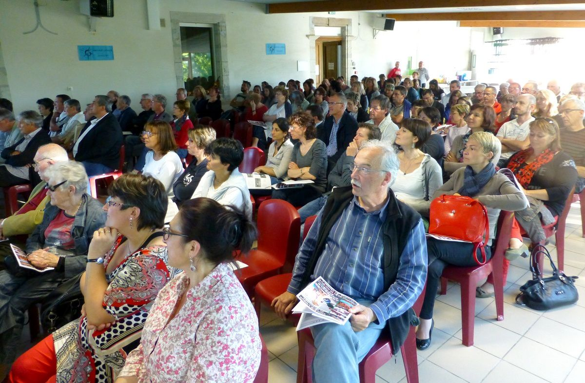 Amicale Laïque : Images de l'assemblée générale
